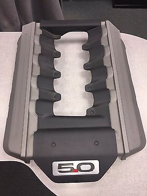 2015-2017 Ford Mustang Gt 5.0l Engine Appearance Cover Oem Fr3z6a949a (used)