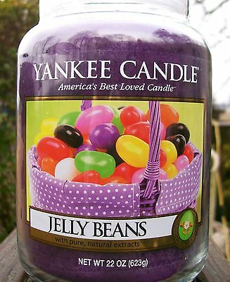 "Set Of 6 Yankee Candle ""jelly Beans"" Easter Collector"