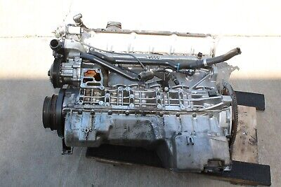 Bmw Z3 99 00 2.5 2.3 M52tu Complete Engine Long Block Assembly 116k Freight Ship
