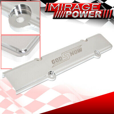 Acura Integra Honda Civic B-series Valve Spark Plug Wire Cover Chrome