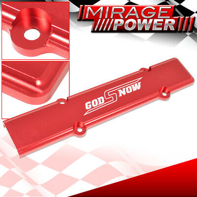 Acura Integra Honda Civic B-series Valve Spark Plug Wire Cover Red