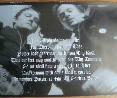 The Boondocks Saints X3 Signed Rare Poster Norman Reedus Flannery Rocco