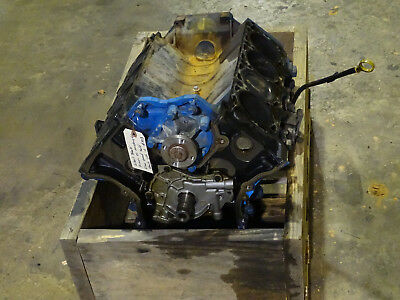 01 02 03 04 4.6l Short Block In Good Used Condition Std Standard Bore #103