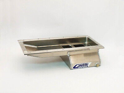 Canton Racing Products 13-274a Aluminum Drag Race Oil Pan