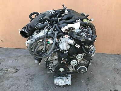 Lexus 2015 Is250 Rwd Engine Motor Assembly Complete V6 4gr 43k Oem