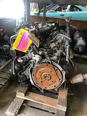 Engine Complete Assembly Original Equip Data Fits 03-04 Honda Pilot 3.5l-v6