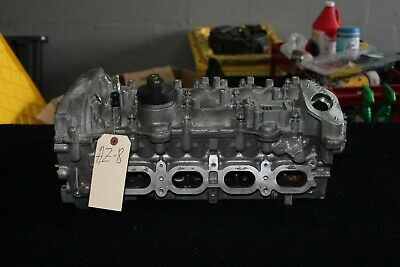 2015-2017 Mercedes C300 M274 4 Cylinder Head Valve Cover Without Camshaft Oem