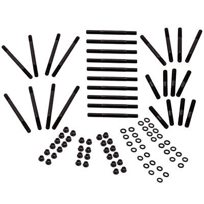 Cylinder Head Stud Kit For Chevy Big Block Bbc-75 Pce279.1005 Aluminum Heads