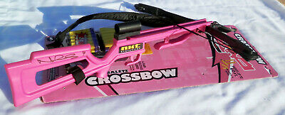 Daryl Dixon Signed Pink Crossbow, Norman Reedus The Walking Dead Autograph Proof