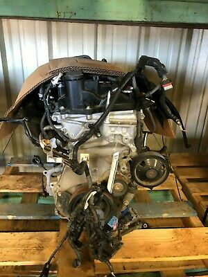 16 17 18 Honda Civic Engine Assembly 1.5l Turbo 43k