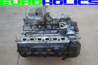 Bmw Z3 99 00 2.5 2.3 M52tu Complete Engine Long Block Assembly Runs Well 73k!!