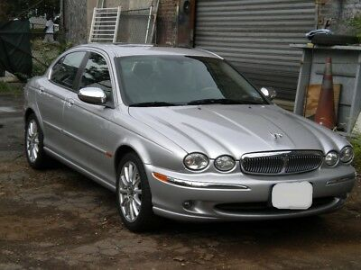 04 Jaguar X Type 2.5 Liter Engine, 80k Miles, Will Secure To A Pallet,will Ship