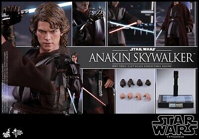 Anakin Skywalker Sixth Scale Figure By Hot Toys