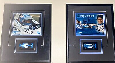 Lmd Edition Gaven Mccloud Greg Moore Lithograph Autographed 1998 Race F
