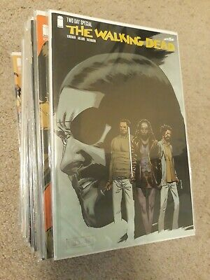 The Walking Dead Comic Lot #145-193 & 2 Day Special Image Comics Amc