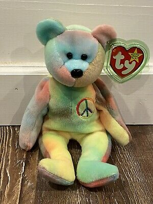 Retired Peace Beanie Baby!!!