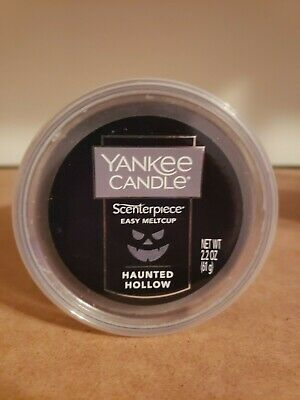 Three ( 3 ) Yankee Candle Haunted Hollow Meltcup Home Fragrance