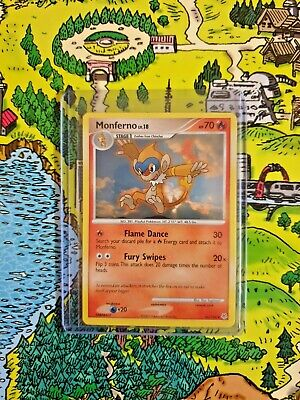 Pokemon: Monferno 56/130 - - Diamond and Pearl - 2007 - Uncommon - NM