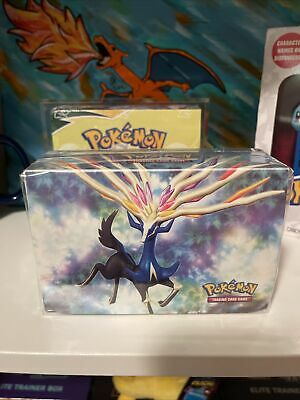 Pokemon Xerneas and Yveltal Deck Box, Premium Trainer XY Collection SEALED