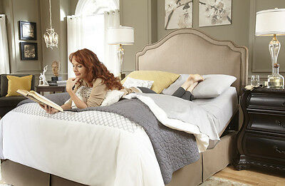 Simplicity 3.0 Dual Cal King Adjustable Bed. Programmable Remote, Dual Massage