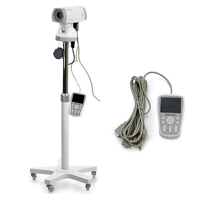 full digital video electronic colposcope sony camera color 830,000 pixels tripod