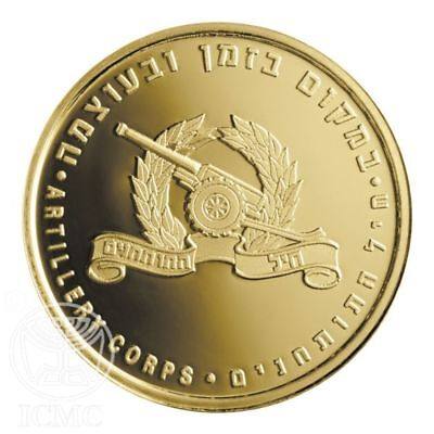 the artillery corps medal 2009 gold medals collectible gift commemorative