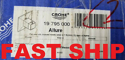 Grohe 19795000 Allure Brilliant Thermostatic Shower Trim  Priority Fast Shipping
