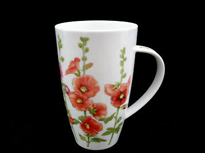 """Floral Spires By Dunoon Large Mug 6"""" Made In England"""