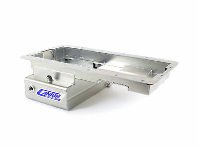 Canton 15-738 Oil Pan For Ford 5.0 Coyote Road Race Front T Sump Pan