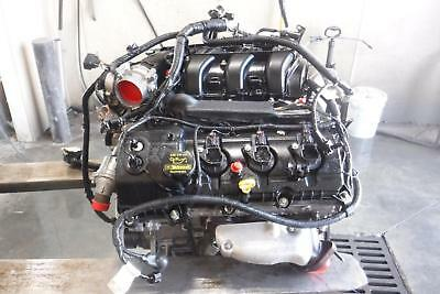 2011 2012 2013 2014 Ford Mustang Engine 3.7l Vin M, 8th Digit 11 12 13 14 *80k*