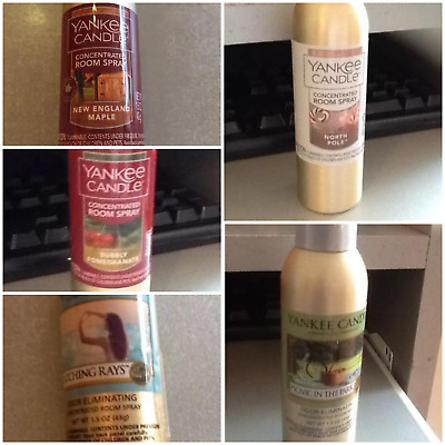 Yankee Candle Usa Room Sprays Loads Available Check Out This Listing Free Post