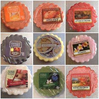Yankee Candle Usa/uk Rare Retired Tarts Loads Available Check Out This Listing