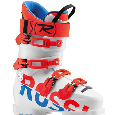 2018 Rossignol Hero WC 110 SC Race Ski Boots Size 25.5