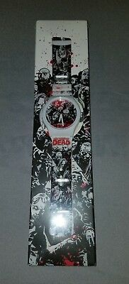 The Walking Dead Amc Vannen Watch 2.0 Skybound New Signed Limited 2012