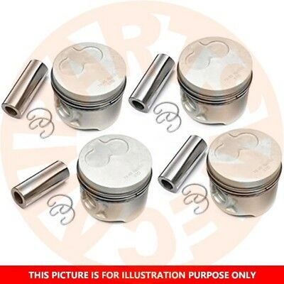 Piston Kit Crankshaft Daewoo Db58 Engine Aftermarket Parts