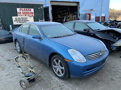 Engine Assembly Infiniti G35 04 05 06 07 08 3.5l 159k Miles