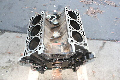 2014 2015 2016 2017 2018 2019 Ram 1500 3.0l Engine Cylinder Block  (cr2)