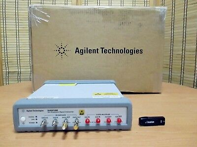 【kang Rong Scientific】agilent N4916b De-emphasis Signal Converter (very New)