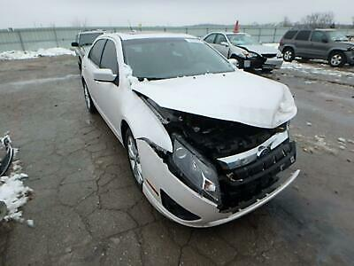 2012 Ford Fusion Engine Gasoline, 2.5l, Vin A (8th Digit),