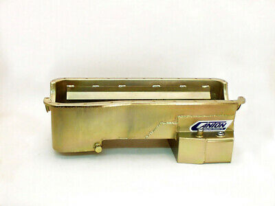Bbf Drag Race Oil Pan - 7qt. 429-460 Fox Body Canton 13-772