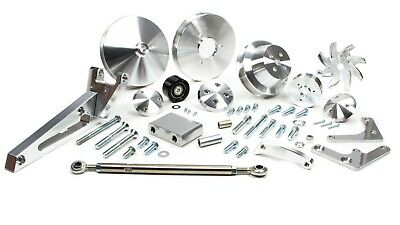 Bbc Outward Mount Serpentine Pulley Kit March Performance 20580