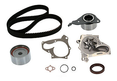 Engine Timing Belt Kit With Water Pump Fits 1987-2001 Toyota Camry Celica Mr2  C
