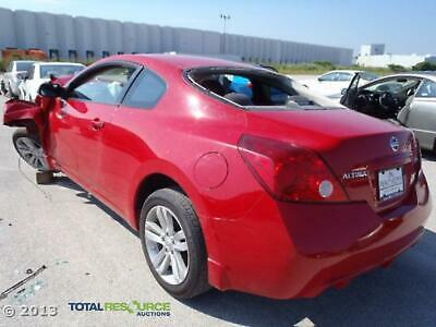 2012 Nissan Altima Engine 2.5l (vin A, 4th Digit, Qr25de), Fed 12