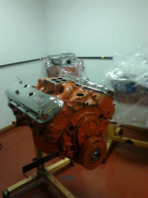 427 Bbc Big Block Chevy Engine (rebuilt 30 Over Forged) Camaro, Chevelle, Vette