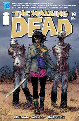 The Walking Dead Comic Issue #19 First Michonne Appearance