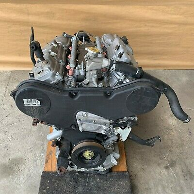 2004 2005 2006 Toyota Sienna Awd 3.3 Engine Assembly 4wd Motor Block 19000-0a250