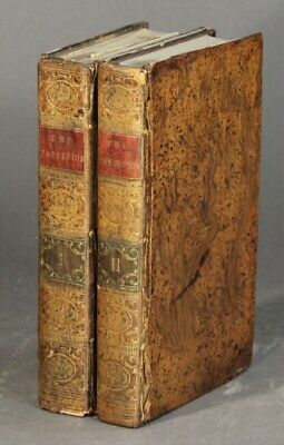 Robert Dodsley / Preceptor Containing General Course Of Education .. The Sixth