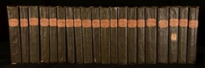 1813 20 Vol The Plays Of William Shakspeare Johnson, Steevens And Reed Sixth Ed