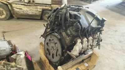 Engine Assembly 6.0l Vin N 8th Digit Fits 2002 Escalade 602213