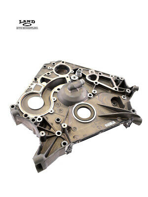 Mercedes S/cl/sl Engine Timing Cover Timing Chain Case M156 S63 Cl63 Sl63 Only